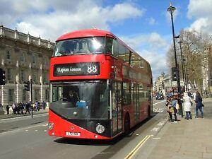 New-bus-for-London-Borismaster-LTZ1501-Go-Ahead-London-6x4-Quality-Bus-Photo