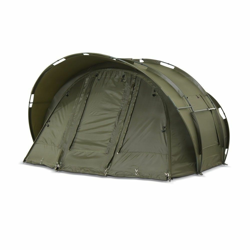 Exclusive Bivvy 2 Man Size   Sewn In Ground Sheet   Winter Wrap Extra Ground