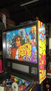 Austin-Powers-Pinball-Arcade-Machine-Stern-LED-Bulbs-Kit-Installed-Free-Ship
