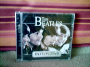 CD-THE-BEATLES-INTERVIEWS-1964-NEUF-NEW