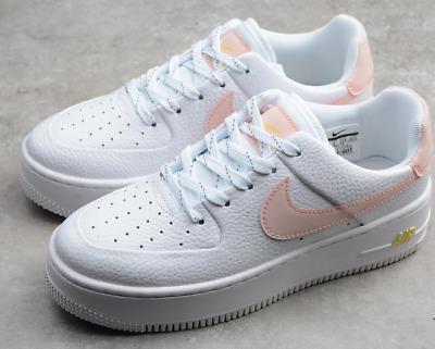 air force 1 sage pink