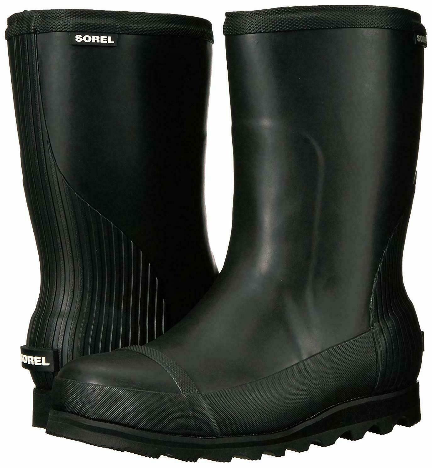 Sorel Joan Rain Short Boots - Women's
