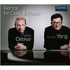 Recital for Cello & Piano (2013)
