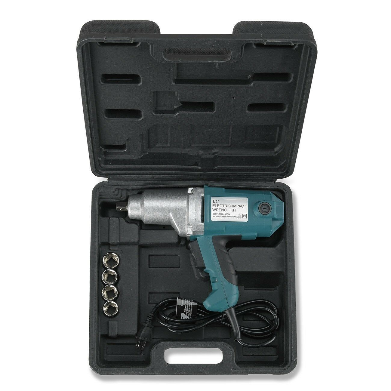 1 2  Electric Impact Wrench Kit
