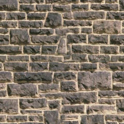 #   5 SHEETS EMBOSSED BUMPY BRICK stone wall 21x29cm SCALE 1//24 CODE ll8cc6s