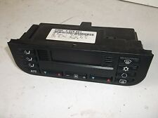 BMW E36 climate control heater controls display  316 318 323 328 M3 evo