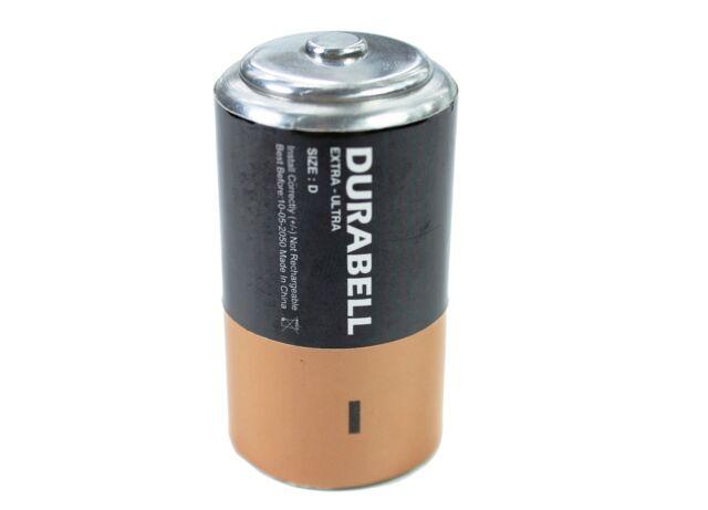 Batterie Versteck Typ D Cache Versteck Geld Tresor Geocache Safe Geocaching