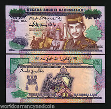 BRUNEI 25 RINGGIT P21 1992 COMMEMORATIVE UNC BILL SULTAN CURRENCY MONEY BANKNOTE