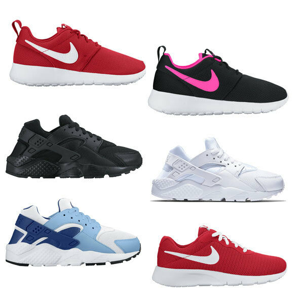Nike roshe one huarache run tanjun (GS) cortos zapatos nuevo