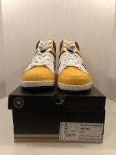 3ff506162c40 item 6 New DS Converse Weapon 86 Magic Johnson Lakers size 8 -New DS Converse  Weapon 86 Magic Johnson Lakers size 8