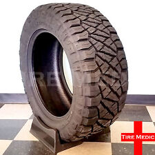 4 NEW NITTO RIDGE GRAPPLER   LT 33x12.50x18 33x12.50R18 33125018  A/T M/T F LOAD