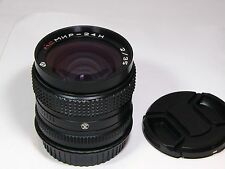 Mir-24N 24 H MC 2/35mm Full frame WideAngle lens #902399 with Canon EOS bayonet
