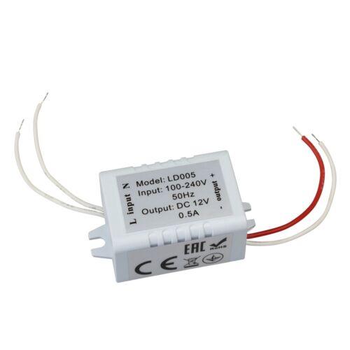 Led Trafo 12 Volt Treiber Driver Transformator Vorschaltgerät 12V DC EVG IP20
