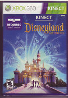 Kinect Disneyland Adventures (microsoft Xbox 360, 2011) - Brand & Sealed