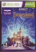 Kinect Disneyland Adventures (Microsoft Xbox 360, 2011) Video Games