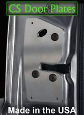 Dodge Ram (BR) 94-01 2nd gen DRIVER door latch repair & reinforcement plate