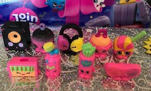 New Shopkins Season 7 7-100 to 7-111 Disco Party authentic comb ship you choose