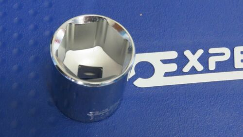 "Prise 32 mm 1//2/"" Square Drive six faces EXPERT par Britool chrome poli"