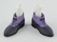 Hot Toys 1/6 Scale DX08 Batman (1989) Joker Figure - Shoes + Pegs + Sock