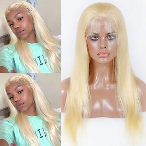 Best-Virgin-Human-Hair-Lace-Front-Wig-Straight-Body-Wave-Bleach-Blonde-Hair-365