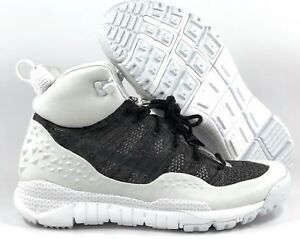 db3b1ffb8eff Nike Lupinek Flyknit ACG Black White Grey Boots 826077-002 Men s 8 ...