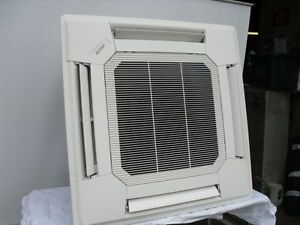 Image Is Loading MITSUBISHI 10Kw CEILING CASSETTE AIR CONDITIONER INSTALLED  SHOP