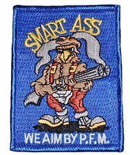 Aliens Movie Marines Drop Ship Smart Ass Logo Patch