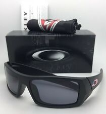 db27e6afd9 item 5 New OAKLEY Sunglasses GASCAN 11-192 60-15 Matte Black with USA Logos+Grey  Lenses -New OAKLEY Sunglasses GASCAN 11-192 60-15 Matte Black with USA ...