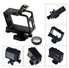 For GoPro Hero4 3/ 3+ The Frame Mount Standard Protective Housing + w/UV Lens PS