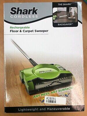 Shark Cordless Sweeper Vac Carpet Amp Floor Cleaner