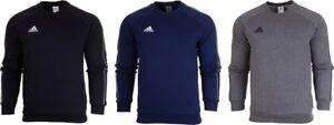 Adidas-Core-Enfants-Sweatshirts-Garcons-Sweat-Survetement-Top-Juniors-Pull-Veste