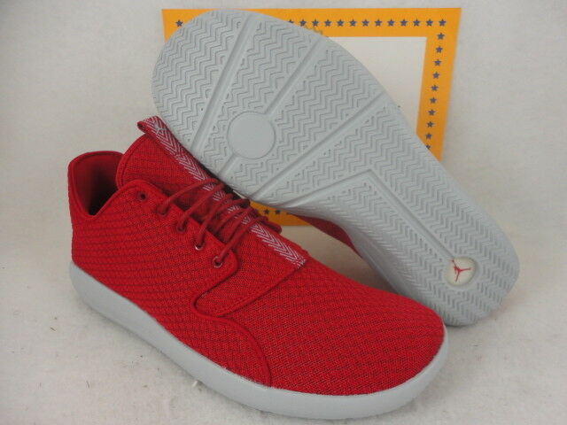 Nike Air Jordan Eclipse, Gym Red / Wolf Grey, 724010 614, Sz 10.5 Wild casual shoes