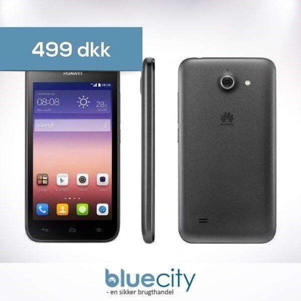HUAWEI Huawei Y550 4GB Sort, Huawei Y550 4GB Sort