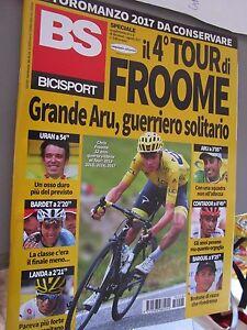 BS Bicisport Edition Extraordinary Tour De France Chris Froome Winner 2017