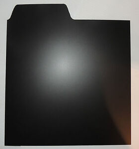 10-x-RECORD-DIVIDERS-BLACK-for-organising-12-034-vinyl-collection-FILOTRAX