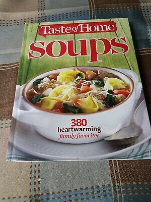 Taste of home big book of heartwarming soups