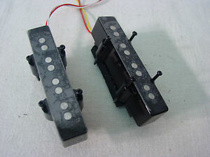 J Bass Pickups Best : fender squier jazz bass pickup set j bass bullet guitar jbass neck bridge pj p ebay ~ Hamham.info Haus und Dekorationen