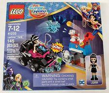 Retired New LEGO 41233 DC Super Hero Girls Lashina Tank Sealed