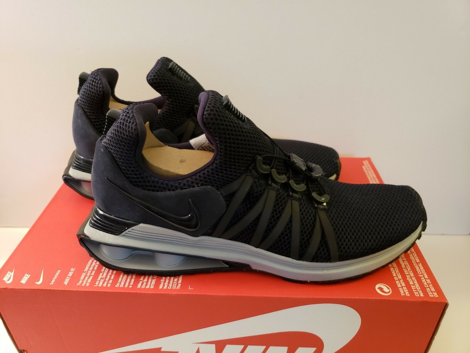 Nike Shox Gravity Sz 11.5 New AR1999 402  trainer running shoes