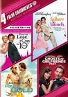 4 Film Favorites Matthew McConaughey - DVD Region 1