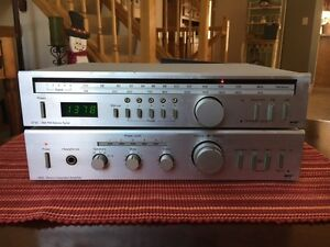 Vintage MCS Series Stereo Integrated Amplifier (3830)