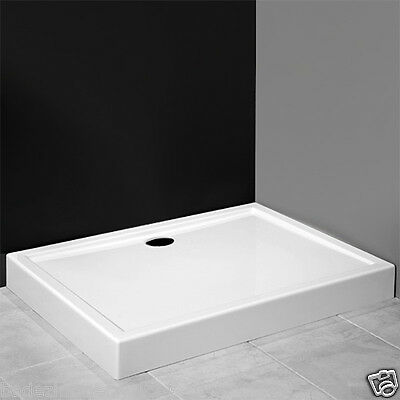 AQUABAD® Duschwanne/Duschtasse 80x100, 90x100, 80x120, 90x120cm