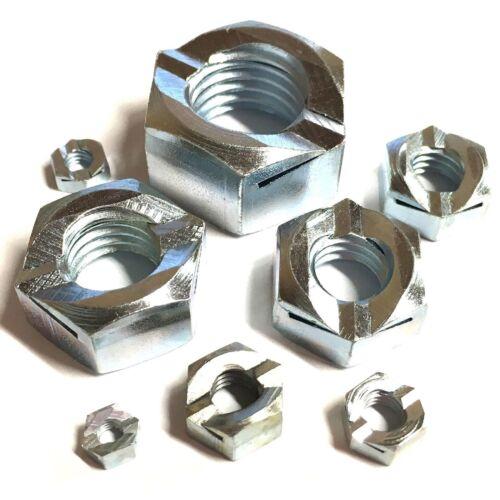 3//16 UNF HEXAGON Binx tutto in metallo dadi di bloccaggio Pack 10