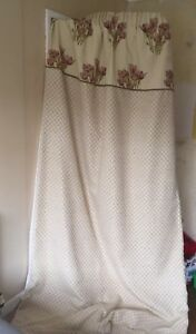 Laura ashley Curtains - Thermal Lined 51\