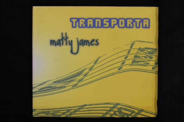 Matt James (8) ‎– Transporta (c402)