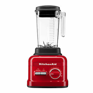 KitchenAid 5KSB6060HESD Standmixer High Performance 9 Stufen Mixer 2,6L Rot