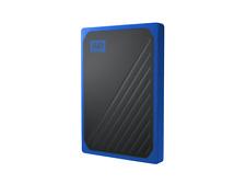 Artikelbild WD My Passport Go 500 GB 500 GB 2.5 Zoll Externe Festplatte Schwarz Blau