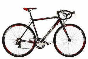 Rennrad-Alu-28-034-Euphoria-Schwarz-Shimano-14-Gang-KS-Cycling-M206B