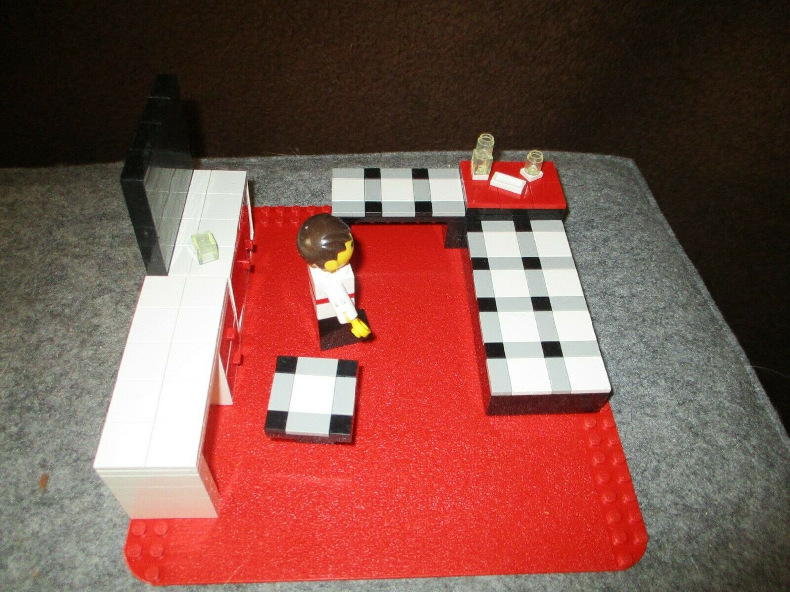 Lego - 266  Homemaker - Boys Room     aus den 70 er Jahren 6a27c3