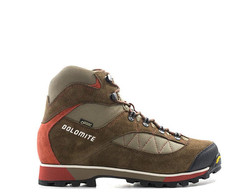 Chaussures DOLOMITE Homme marron en daim,Tissu 248115-BR